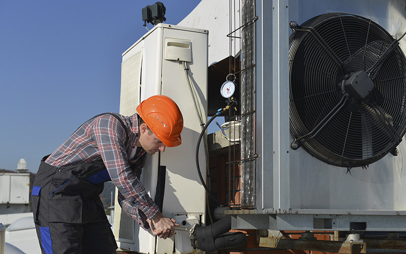 Invest in Success With Commercial HVAC Maintenance